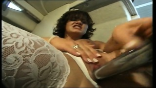 Jynx maze she does anal and then swallows