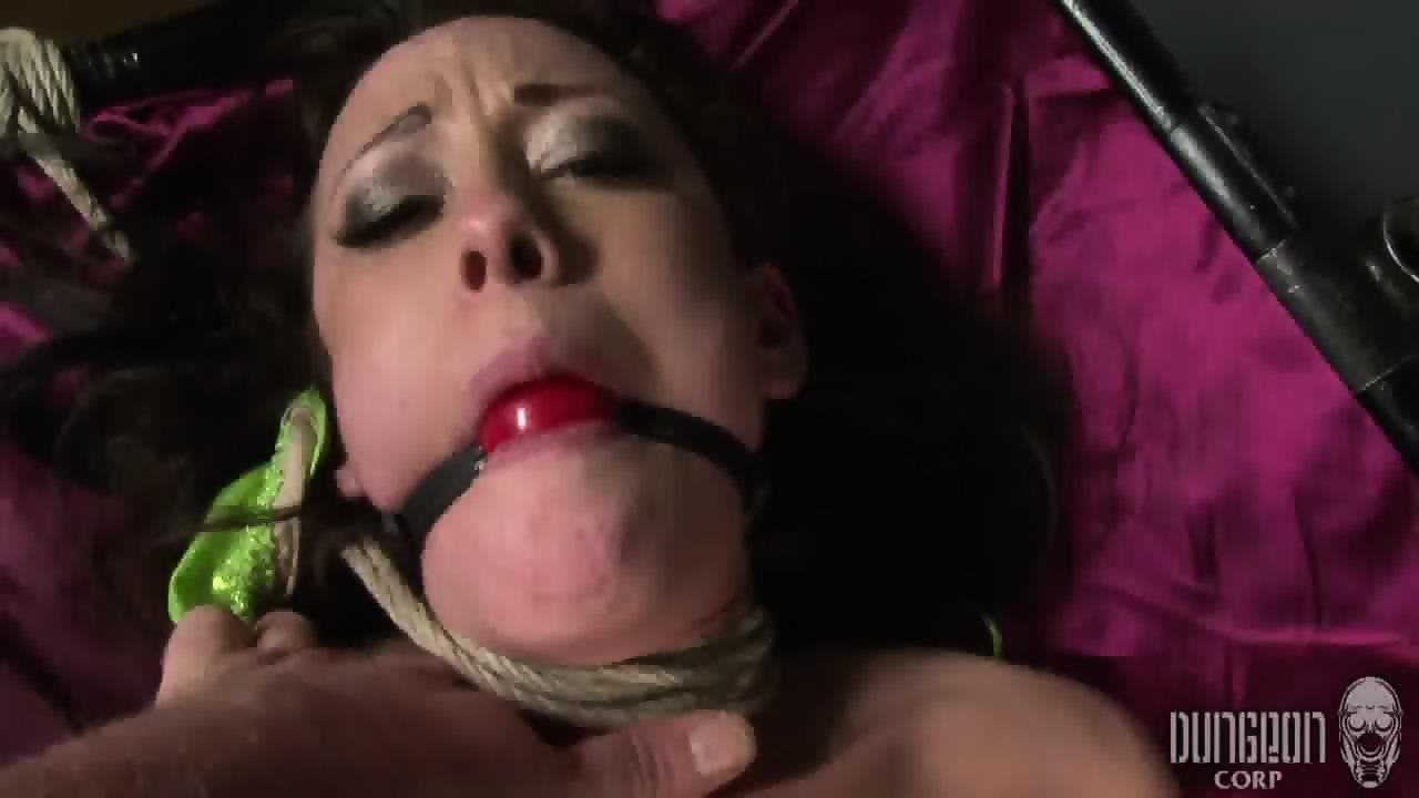 Brutal treatment bondage your pleasure is 6