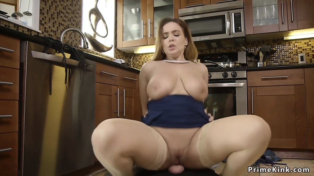 Wife first dildo