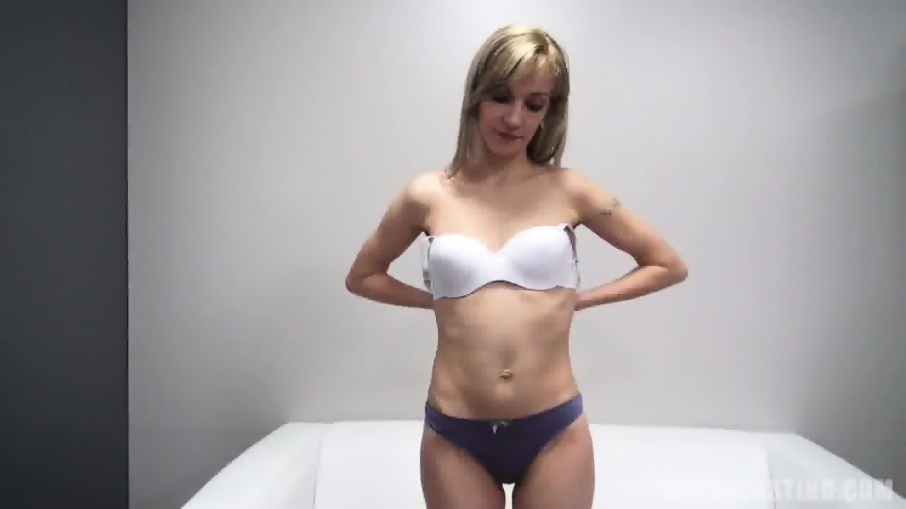 First Casting Amateur Shy