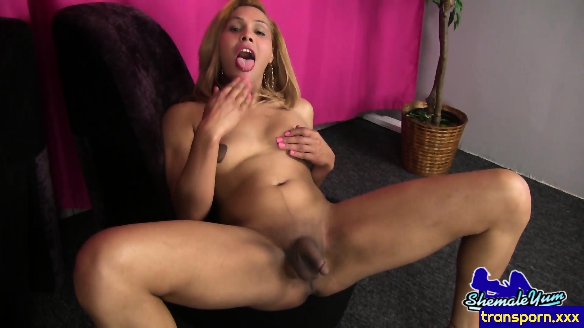 Latin Girl with Big Boobs