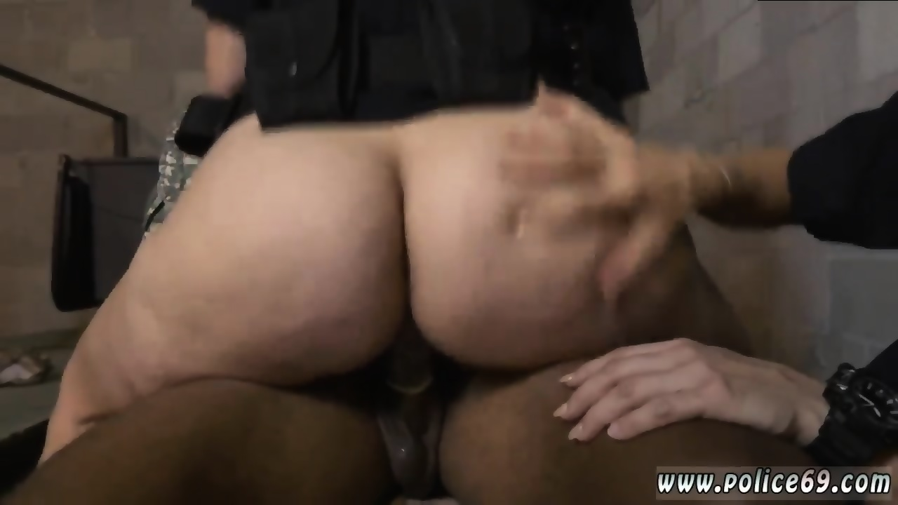 Black Sloppy Blowjob Cum