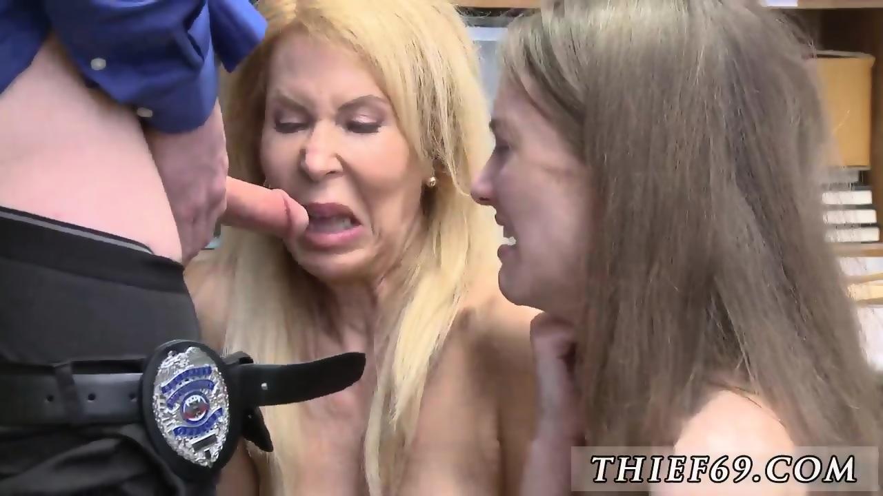 Giant cock fucks pussy