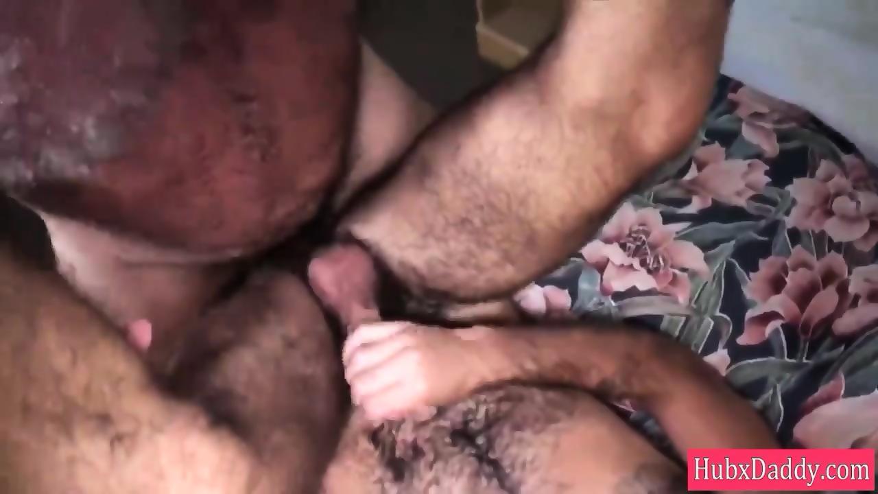 Bear fucks cub Older