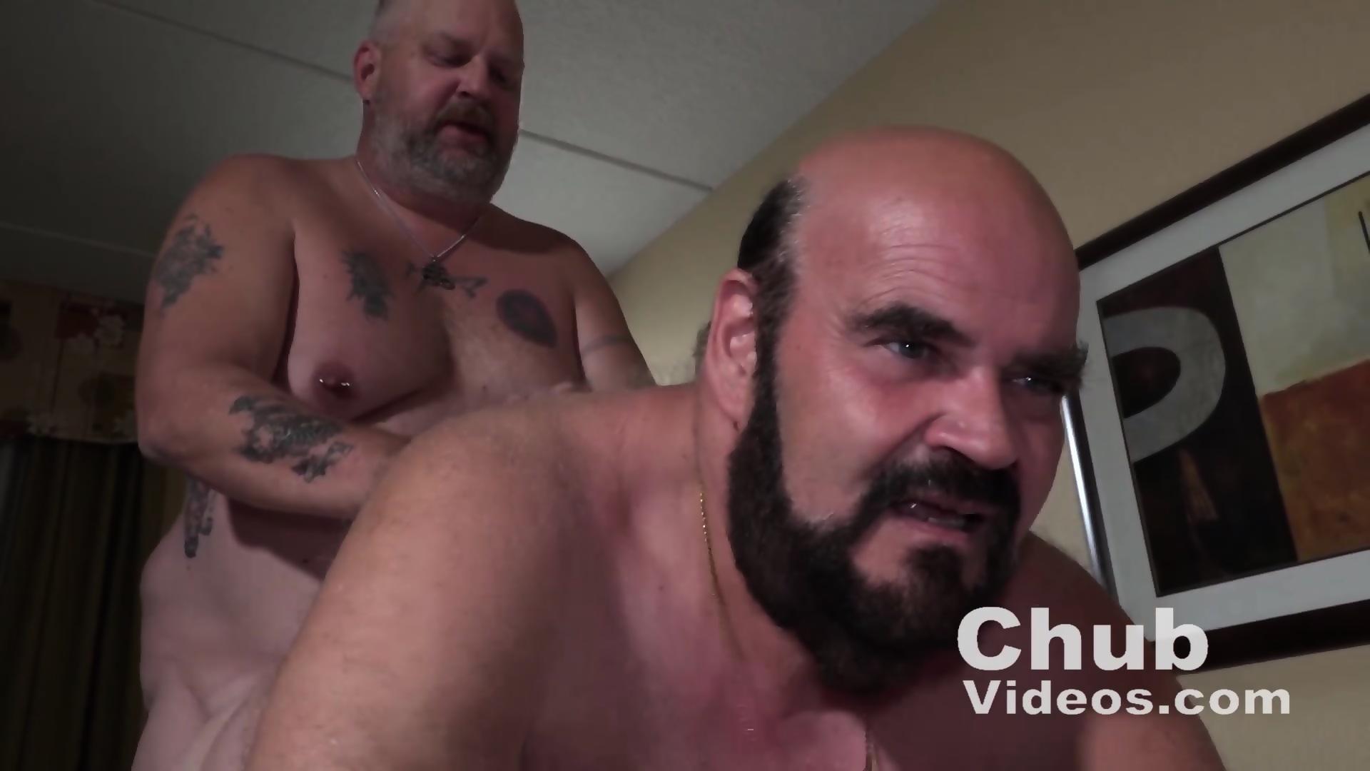 Hairy Daddy Cum