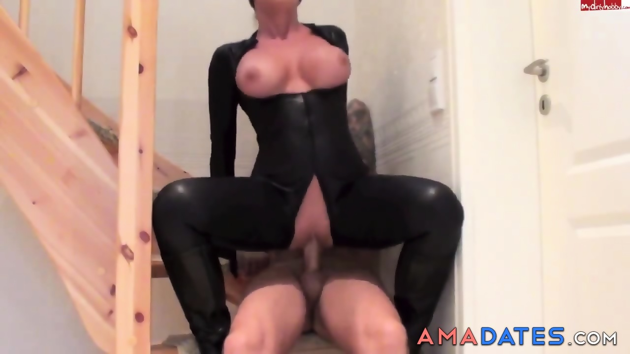 rubber catsuit fuck