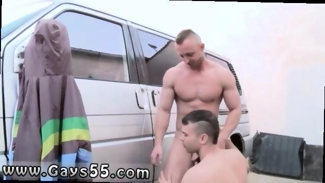 Naked ass bent gif