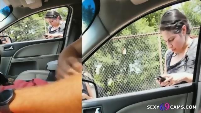 Cock flashing public