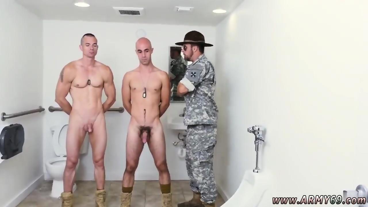 Army anal training