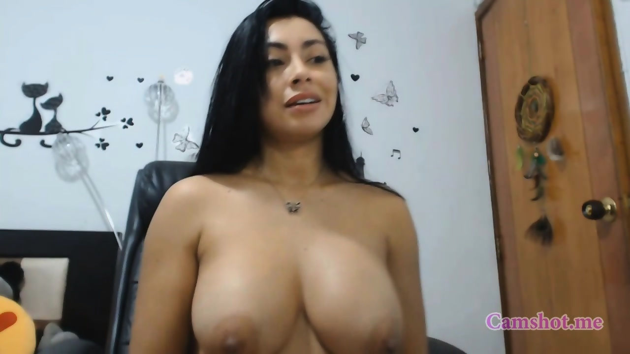 Interracial Big Natural Tits