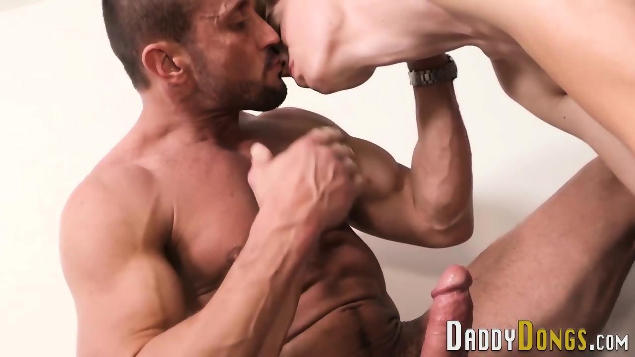 These skinny horny boyz love getting wet