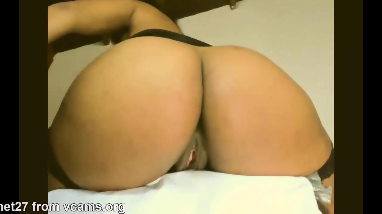 Delicious ebony pussy