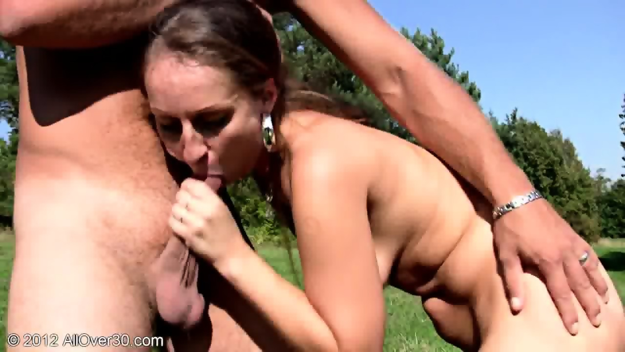 amateur outdoor mature