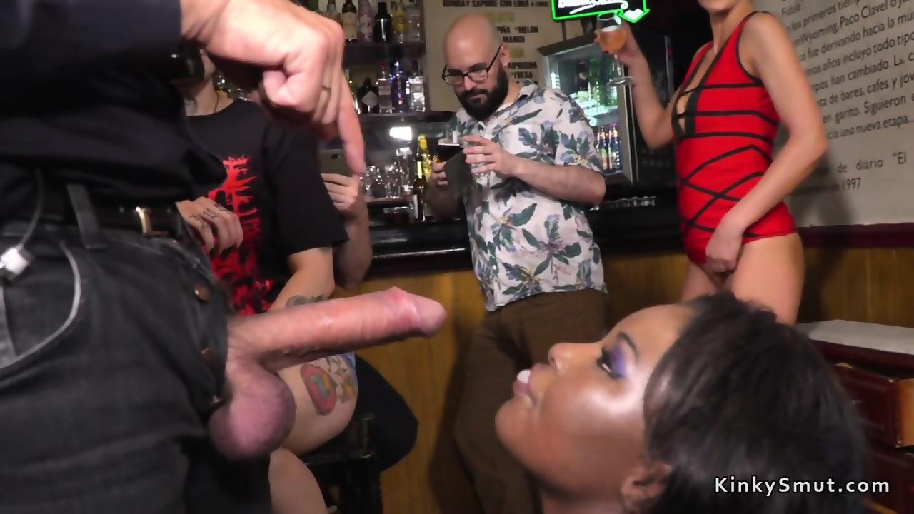 Ebony Bbw Getting Fucked