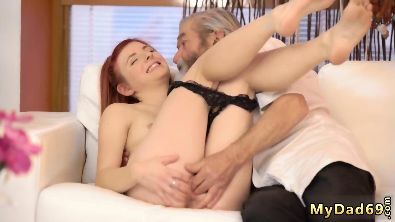 Dirty Old Sluts Unexpected Practice With An Older Gentleman Scene 4