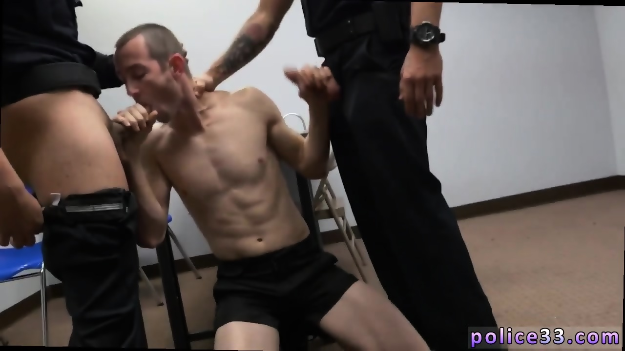 Naked male cops fucking gay Two daddies are better than