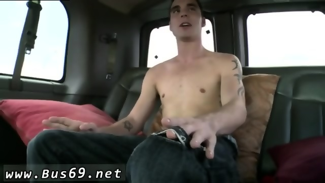 Straight guy gets a facial after being fucked