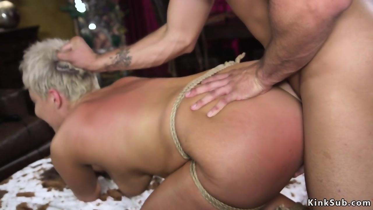 Married bondage scenes