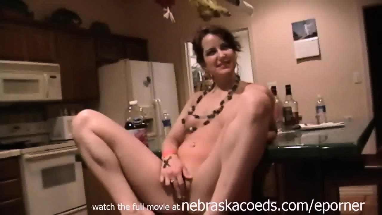 Spring break masturbation