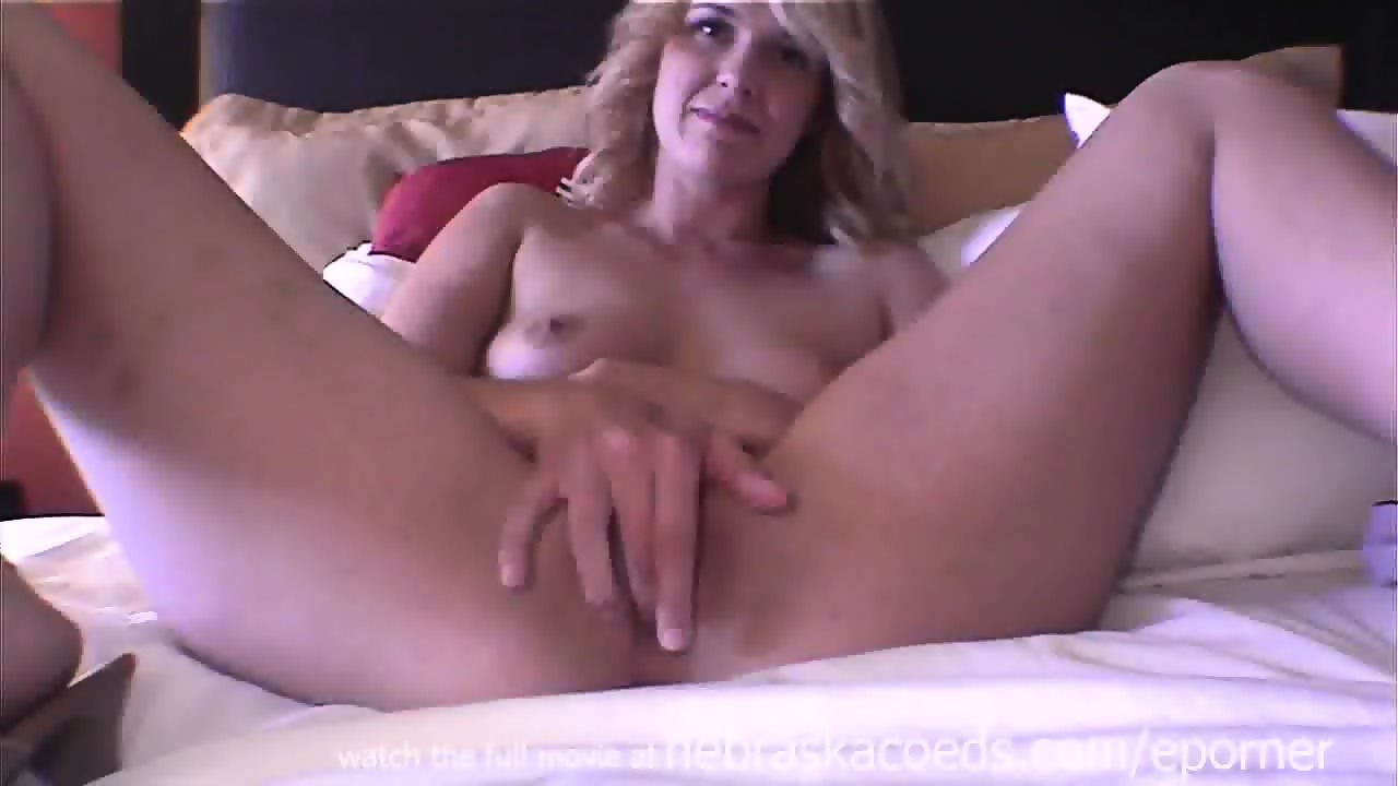 Chubby blonde wife shared