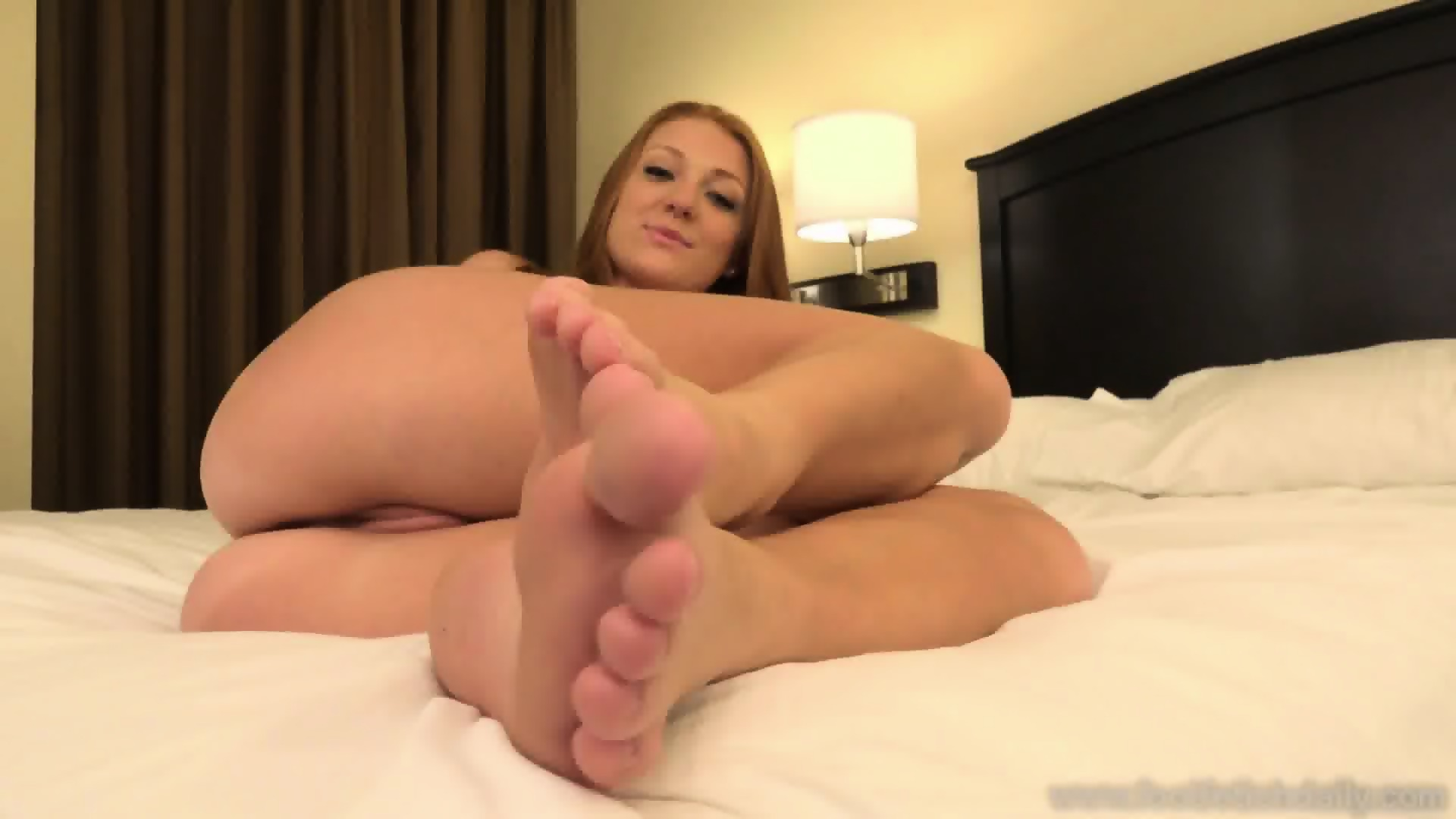 Phrase... Sexy feet naked