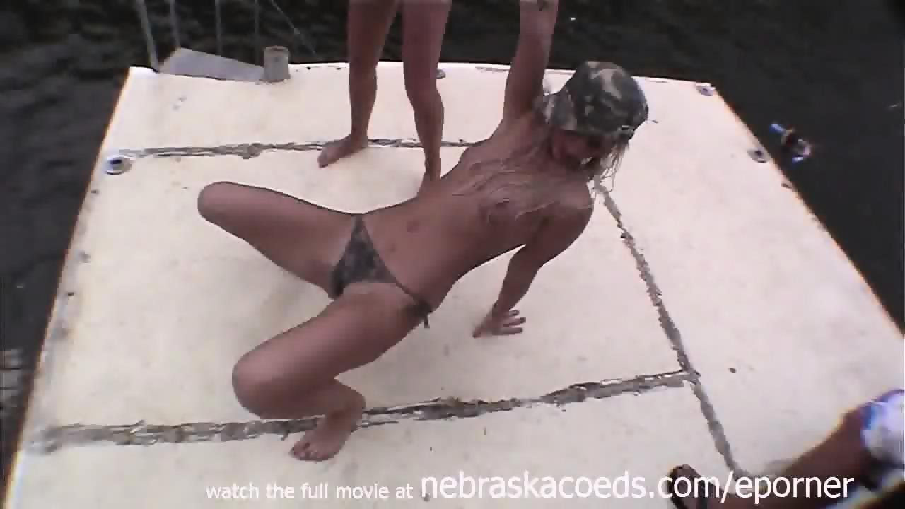 Pirate porn star dancing believe
