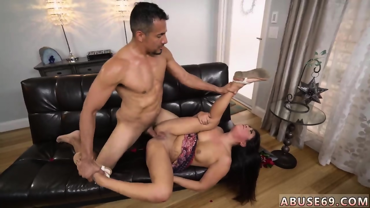 Wife gets rough ass fuck
