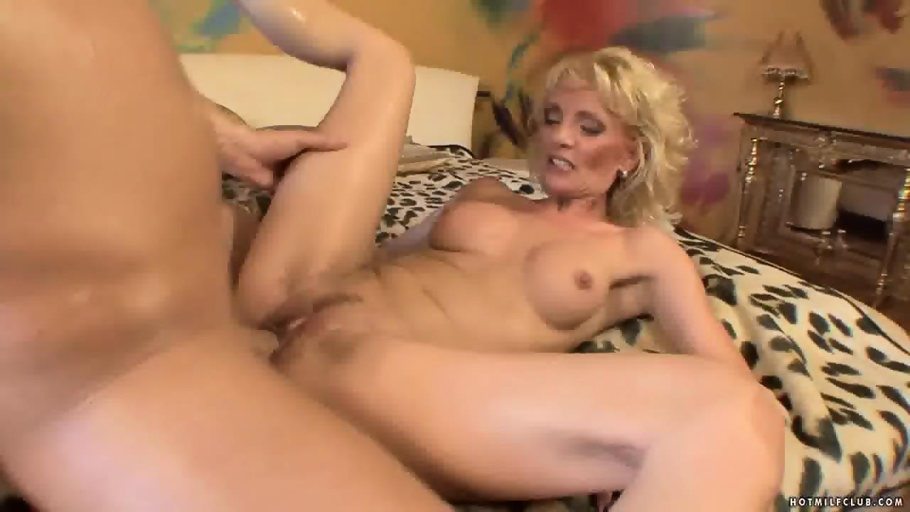 Gushing squirting orgasm
