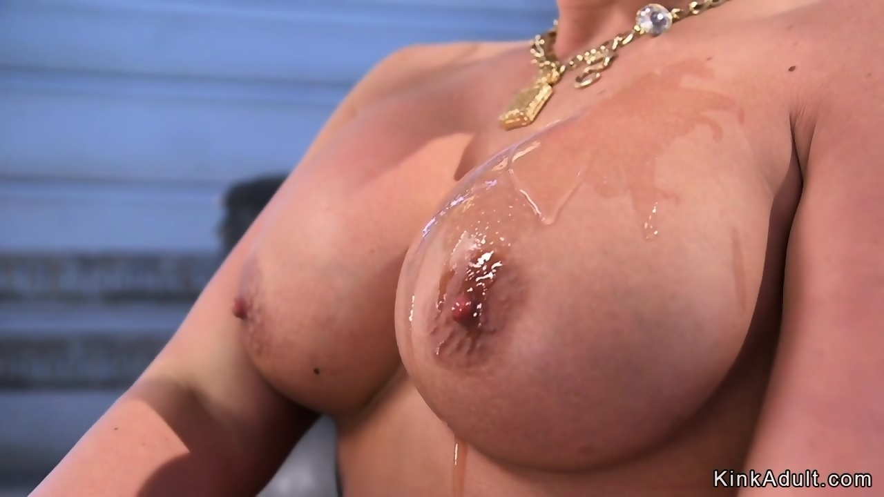 Big Tits Machine Bondage