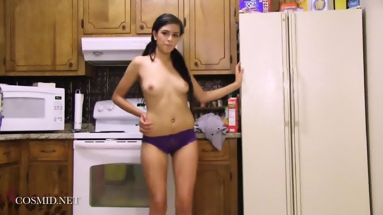 naked girls getting fucked in the kitchen