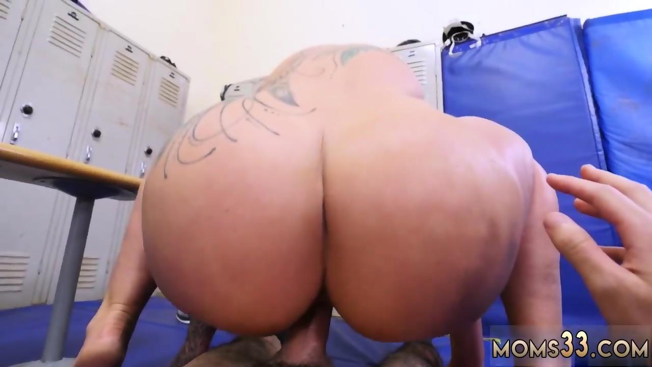 Alexis gets a cum shower!