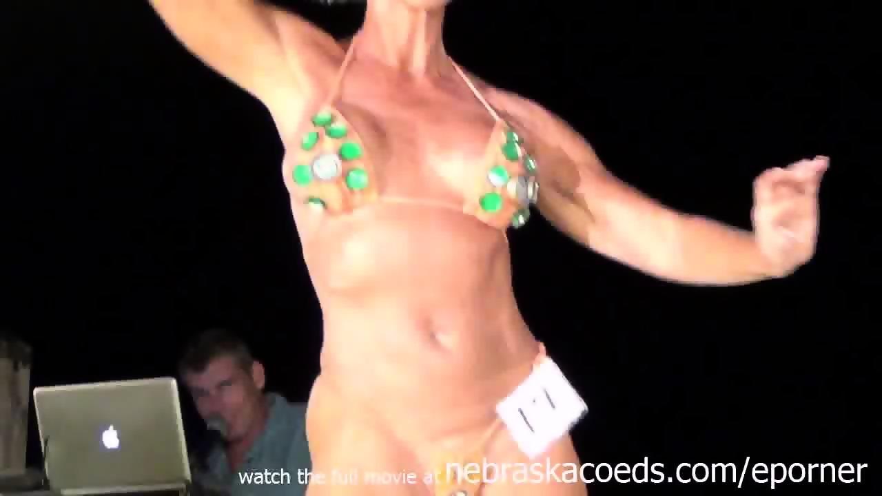 contest homemade photo Bikini