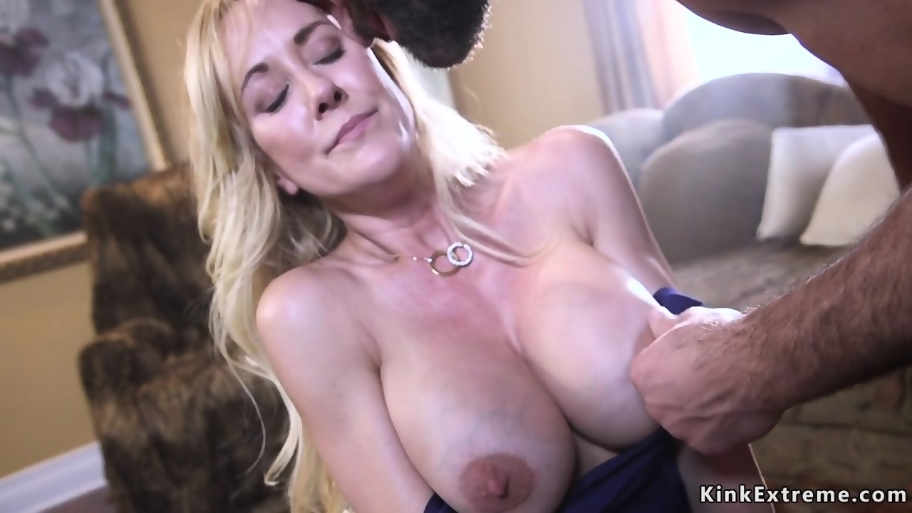 Tietje recommends Latina and black threesome