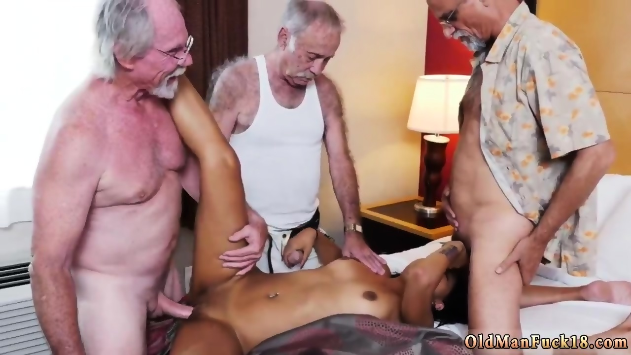 Old Men Gangbang Teen Rough