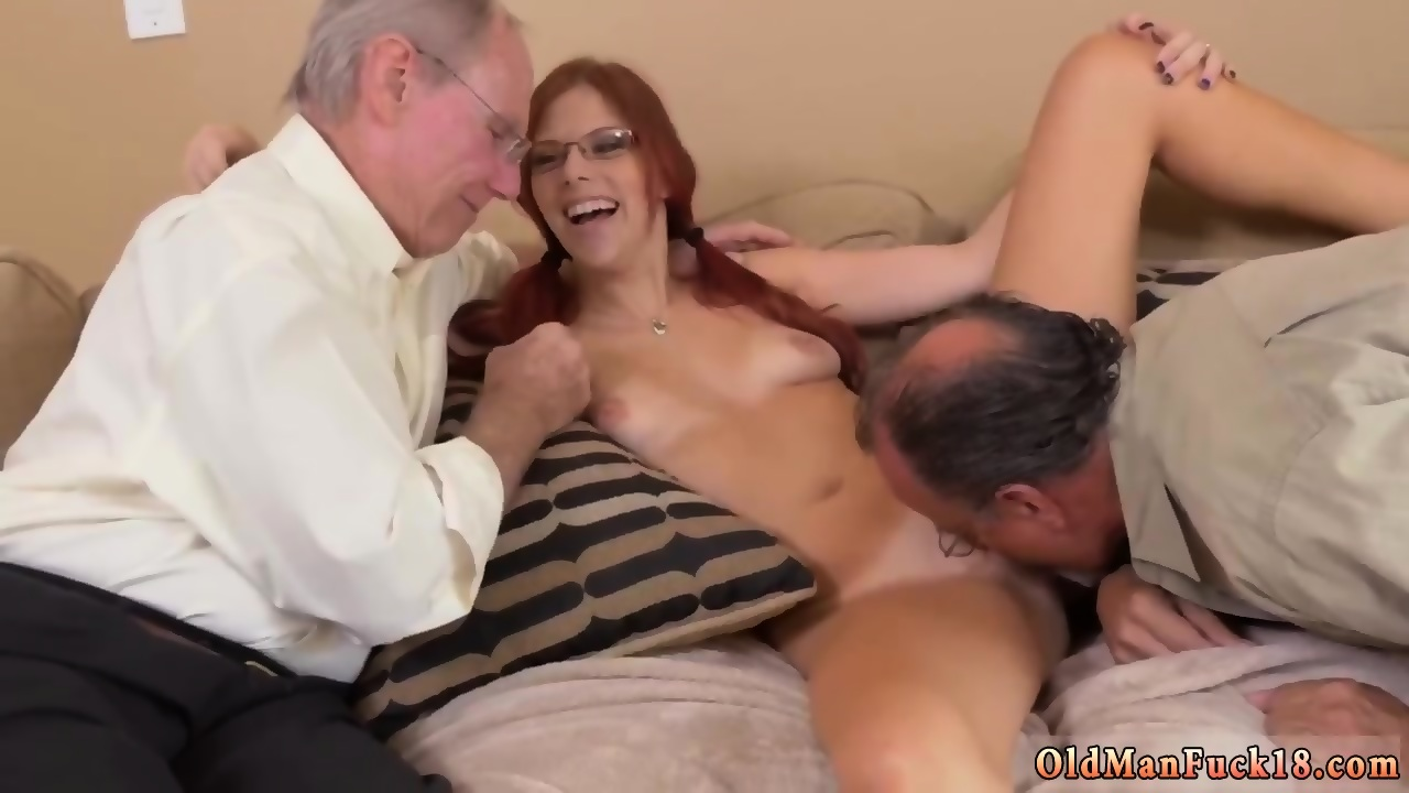 Mature Cougar Young Amateur