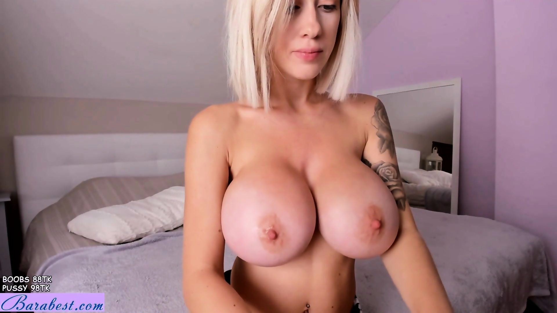 Large tits webcam