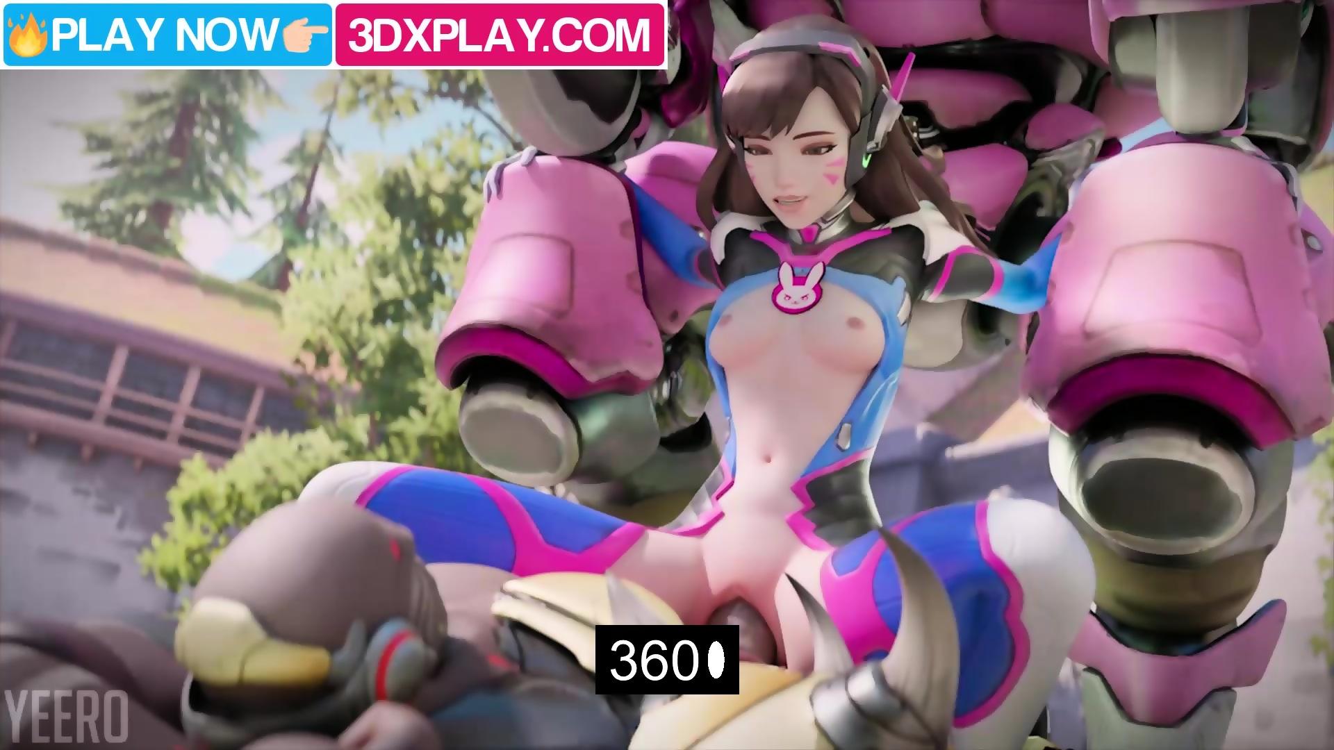 Sex In Overwatch