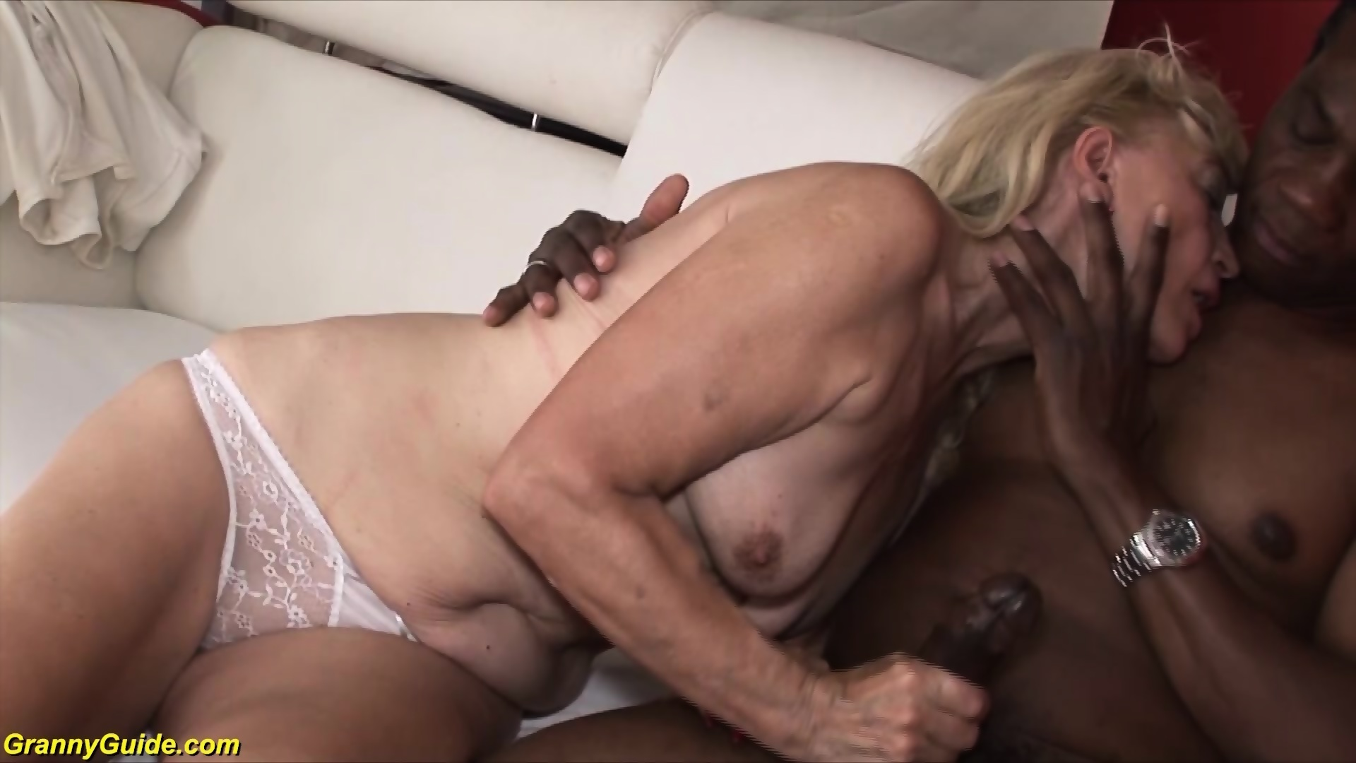 Wife Takes Bbc First Time