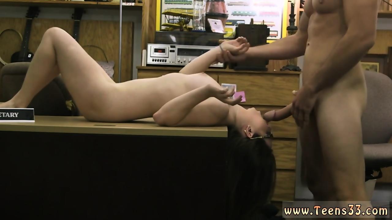 Asian massage parlor blowjob