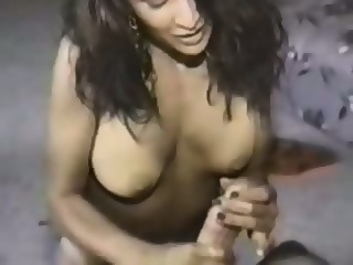 Dirty Talk Handjob Porno Video