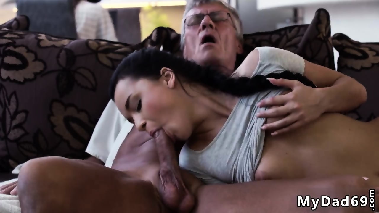 Black Haired Teen Blowjob