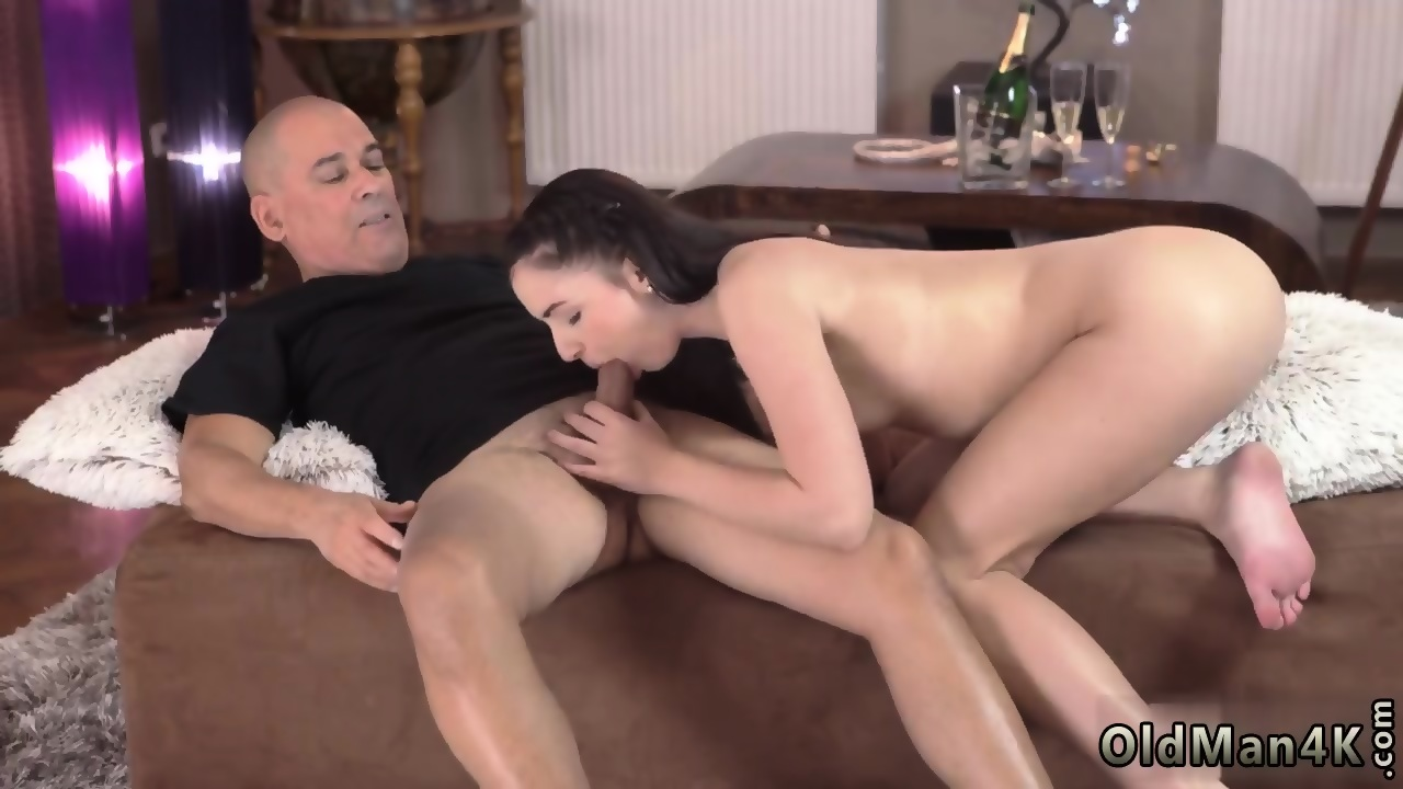 Old Man Creampie Young Girl