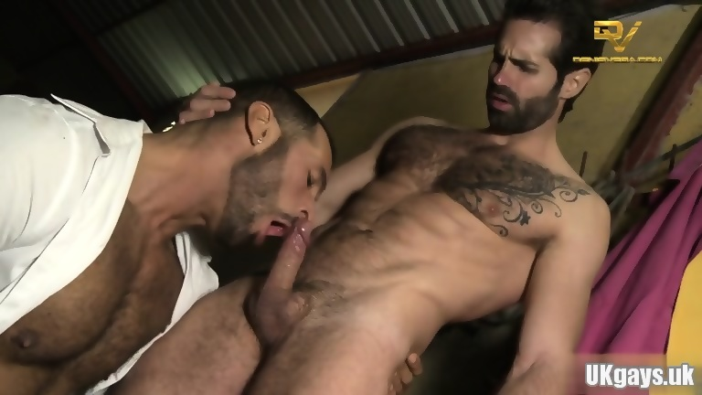 Muscle homosexual piss and facial
