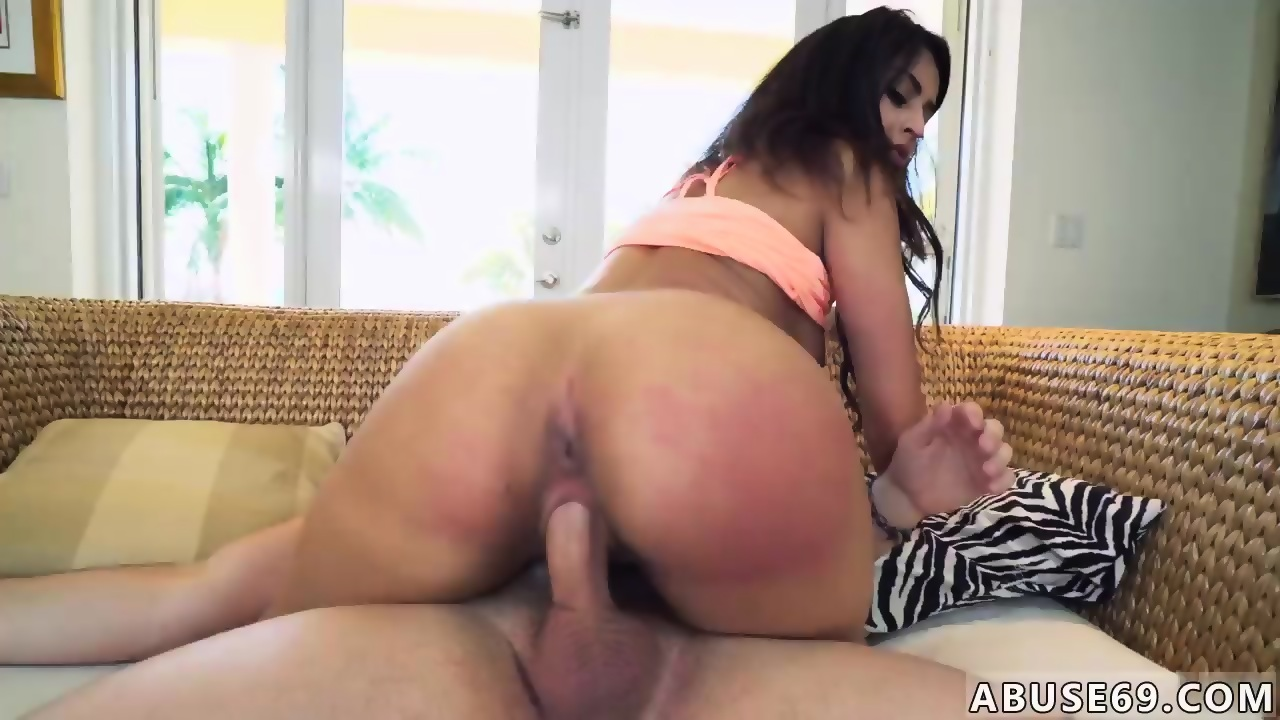 Rough Asian Anal Threesome