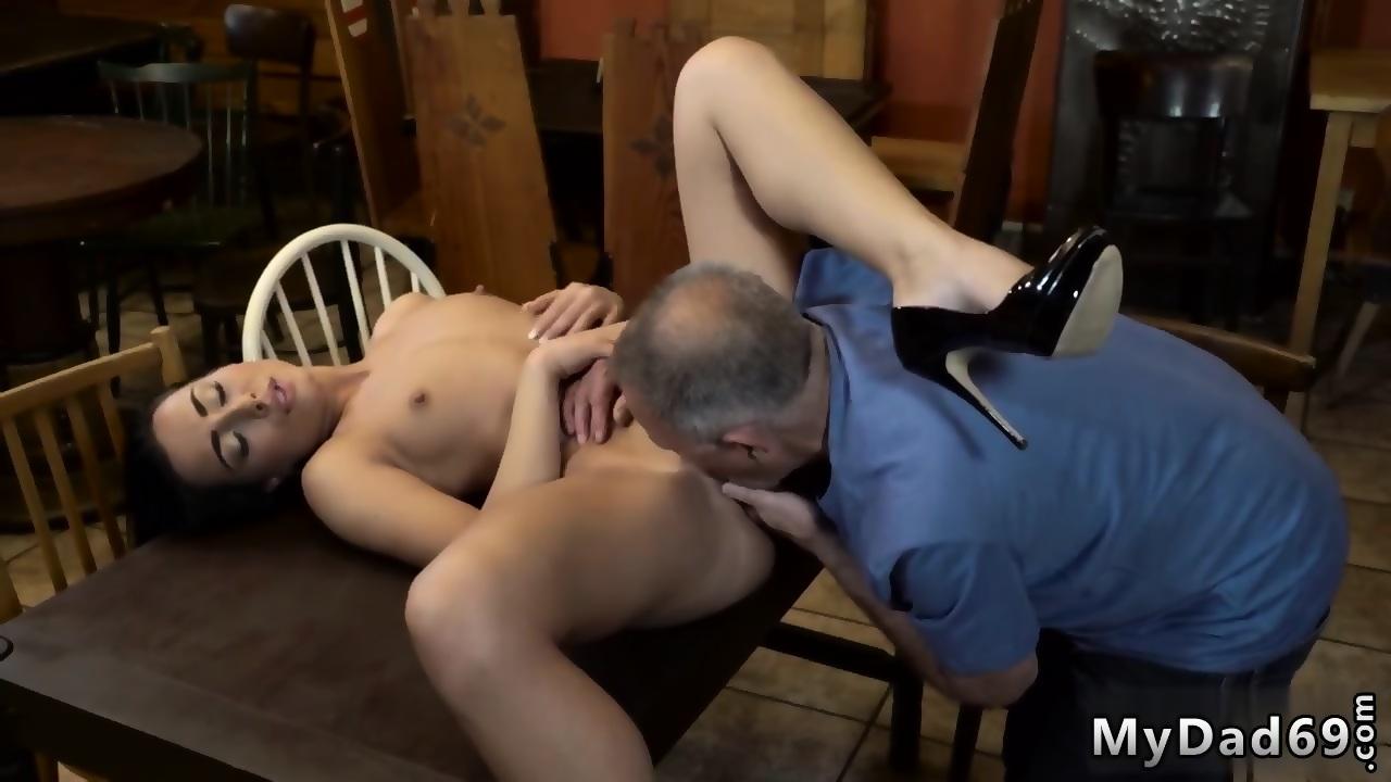 Old Man Having Sex Teen