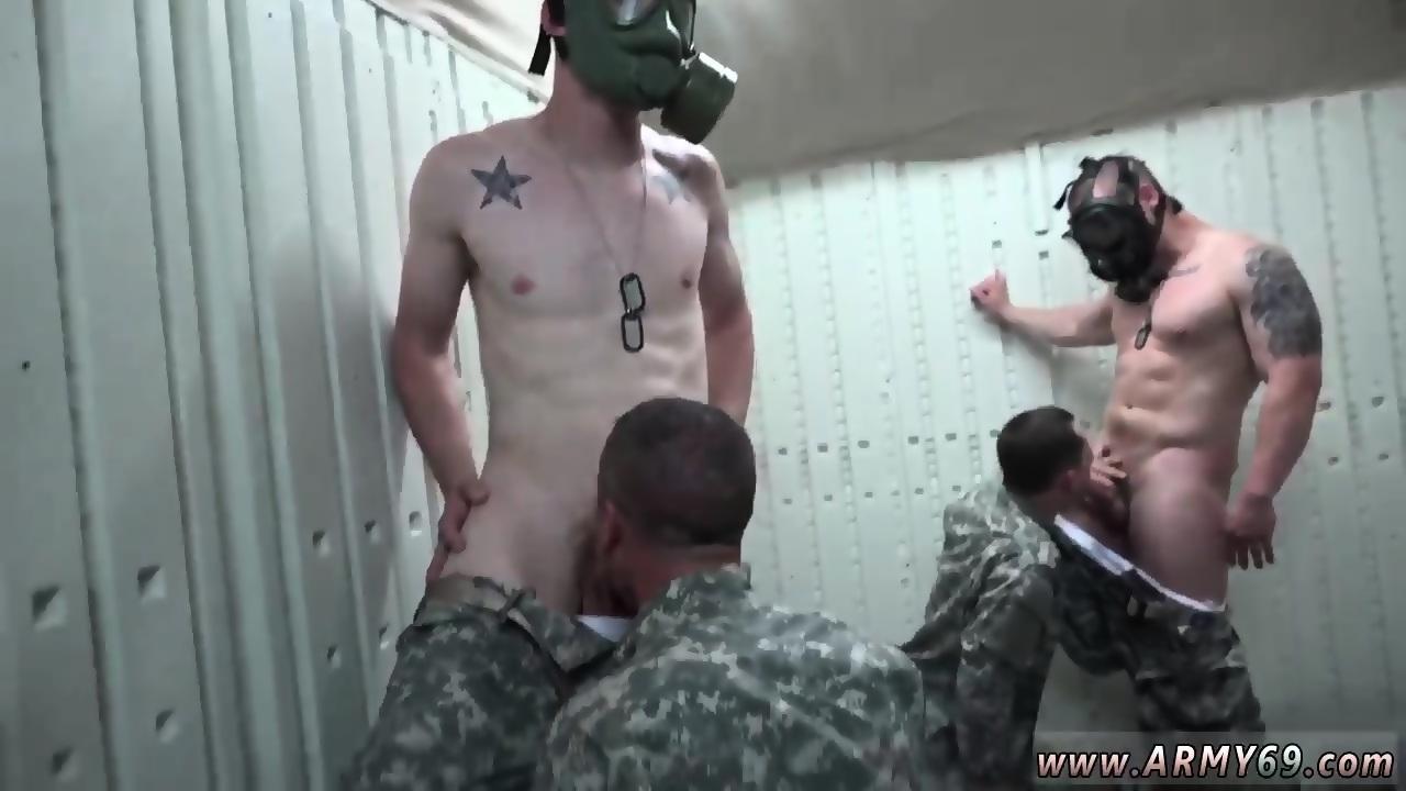 Erotic gay military story