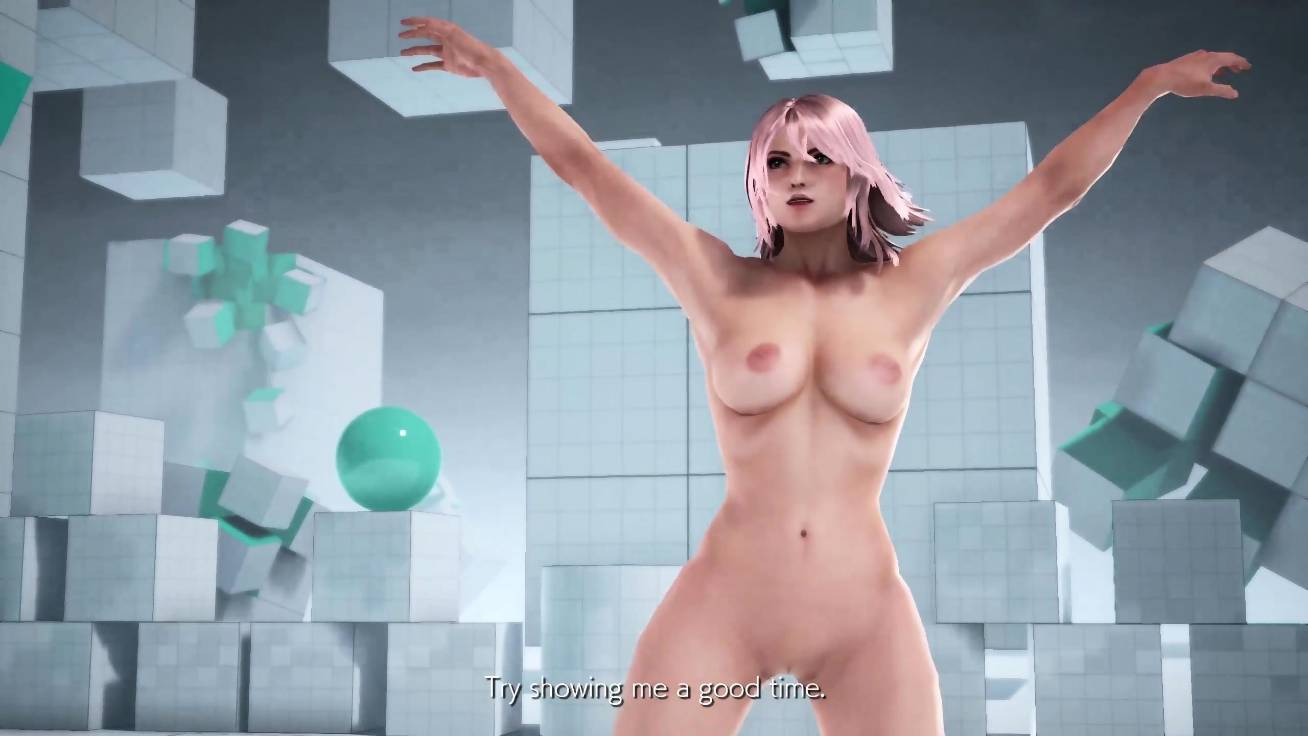 Topless flashing amateur