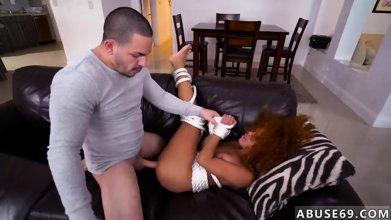 Amateur Ebony Cougar Blowjob