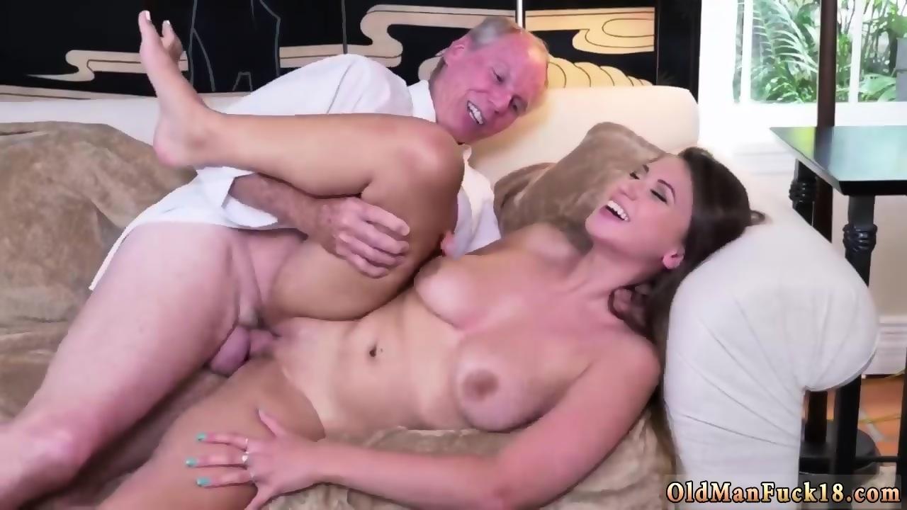 Young Girl Fucking Older Man