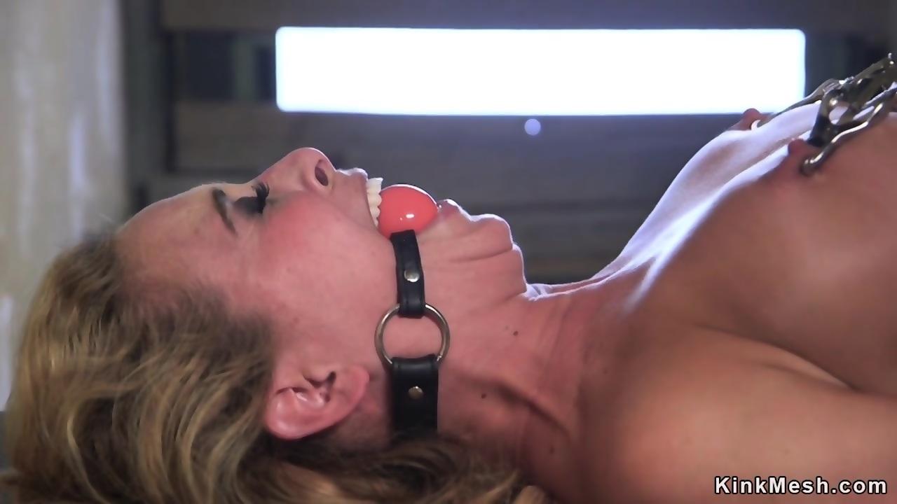 Abduced Porn abducted huge tits blonde bdsm fucked - eporner